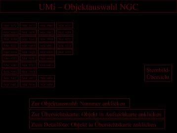 UMi – Objektauswahl NGC - Astronomische Vereinigung Augsburg ...