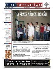 Outubro 2004 - Universidade de Trás-os-Montes e Alto Douro
