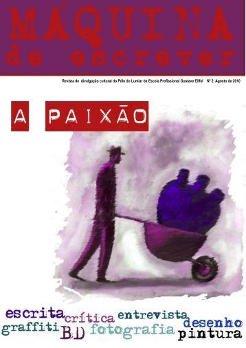 Revista de divulgação cultural do Pólo do Lumiar da Escola ...