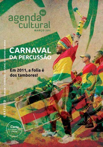 Março 2011 - Agenda Cultural Bahia