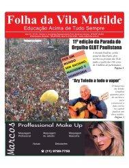 Folha da Vila Matilde - Rede Folha
