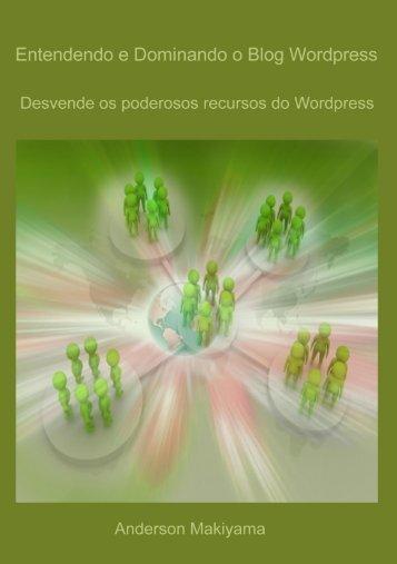 Entendendo e Dominando o WordPress eBook
