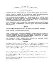 Geschäftsordnung des Schulelternrates am ... - Athenaeum Stade