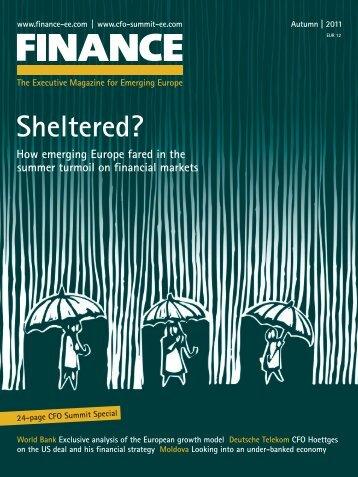 Sheltered?