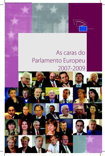 As caras do Parlamento Europeu 2007-2009