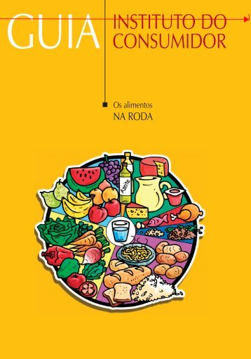 Nova Roda dos Alimentos - Escolovar