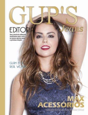 Revista - Gup's Jeans
