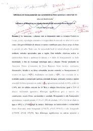 Page 1 / lnfluêneia do branqueamento nas caracteristicas físico ...