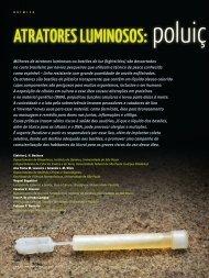 Atratores luminosos: poluição na costa brasileira - Global Garbage