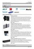 Liste de produits Range of products Sortimentsliste - Seite 7