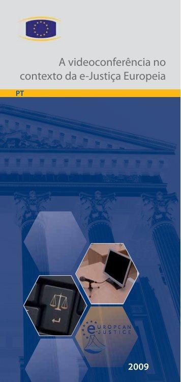 Brochura - e-Justice - Europa