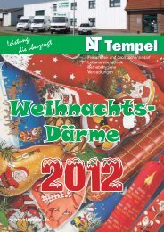 AT Weihnachtsdärme 2012 - WEB - AT Tempel