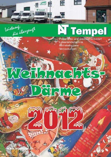 AT Weihnachtsdärme 2012 - WEB - AT Tempel