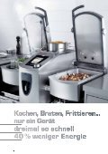 Überlegene Technik zum Kochen, Braten und Frittieren. - AT Tempel - Seite 4