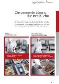 Überlegene Technik zum Kochen, Braten und Frittieren. - AT Tempel - Seite 5