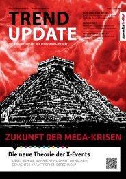 Trend-Update 12/2012: Zukunft der Megakrisen - Zukunftsinstitut