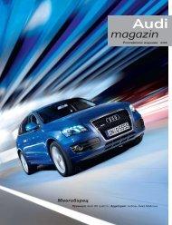 magazin - Audi