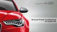 Presentation by Axel Strotbek (2 MB) - Audi