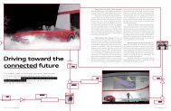 Driving toward the connected future - Audi