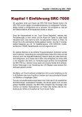 SRC-7000 - Audionet - Page 6