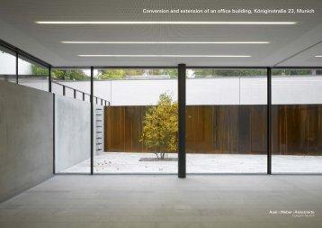 PDF Project Info 703 KB - Auer+Weber+Assoziierte