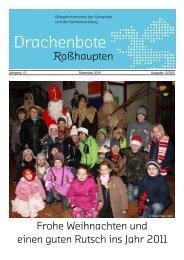 Frohe Weihnachten und einen guten Rutsch ins Jahr ... - Auerbergland