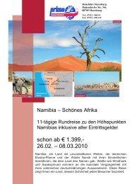 Rsb Meersburg Namibia 26Feb2010 - Reisebüro Meersburg