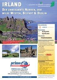 IRLAND - Reisebüro Meersburg