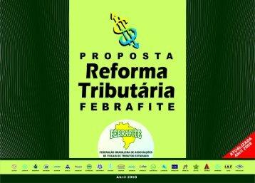 proposta reforma tributaria Atualizado maio 08 - Febrafite