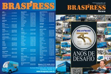 Matriz: (11) 3429-3333 - Braspress