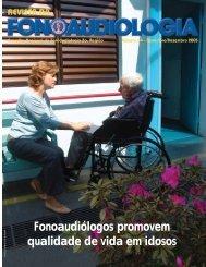 Fonoaudiólogos promovem qualidade de vida em idosos