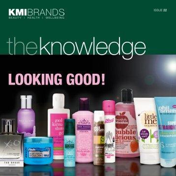 LOOKING GOOD! - KMI Brands