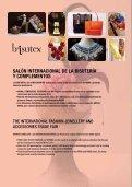 EL ESCENARIO ADECUADO, EN LAS FECHAS OPORTUNAS - Page 6