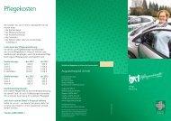 Broschüre Issel Pflegedienst - Augustahospital Anholt