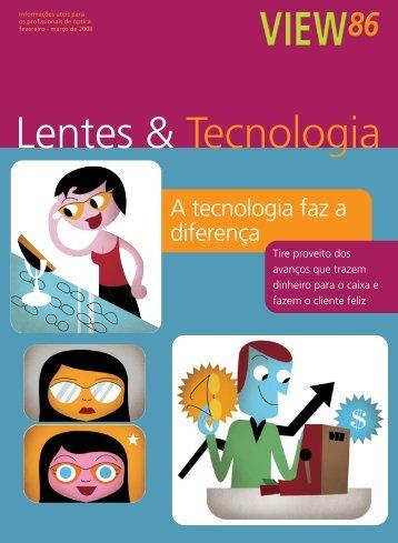 lentes e tecnologia 86.qxd - Revista View