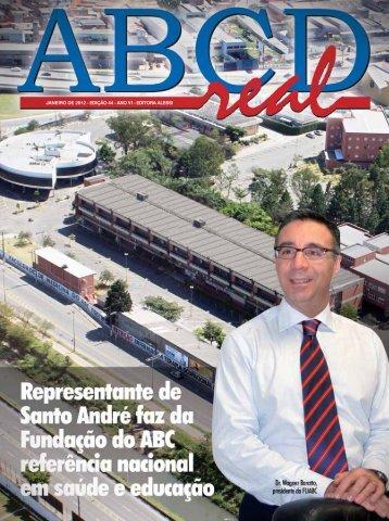 janeiro de 2012 - edição 44 - ano vi - editora alessi - Abcdreal.com.br
