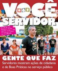Servidores mostram ações de cidadania e de ... - Portal do Servidor