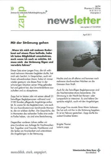 newsletter lesen - zapp