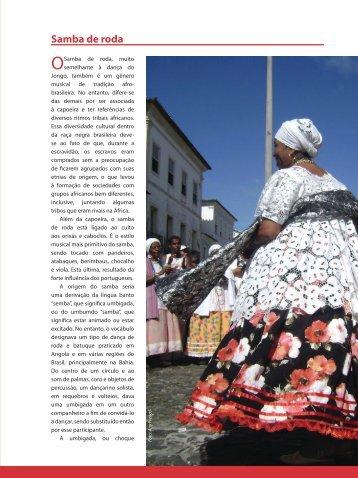 Samba de roda - Asociacion Cultural de Capoeira Angola