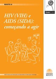 HIV (VIH) e AIDS - The Tearfund International Learning Zone