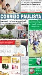 Governo Furlan forma mais de mil pessoas por ... - Correio Paulista