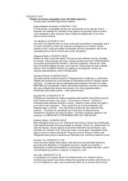 pesquisa vaquejada - Fala Bicho