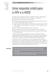 Uma resposta cristã para o HIV e a AIDS