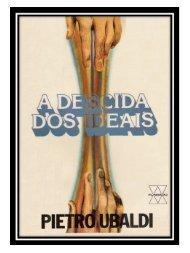 A Descida dos Ideais – Pietro Ubaldi