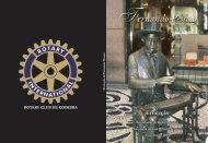 Fernando Pessoa - Antologia - Rotary Club Coimbra
