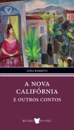 nova Califórnia e outros contos / Lima Barreto - Projeto de Mão em ...