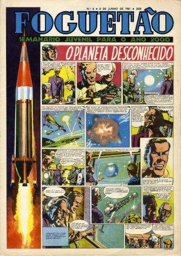 N. 6, 8 de Junho de 1961 - Hemeroteca Digital