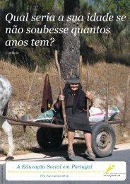 A Educação Social em Portugal - Socialgest