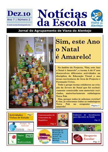 Dezembro 2010 - Viana do Alentejo