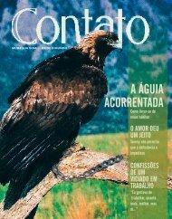 A ÁGUIA ACORRENTADA - Revista Contato